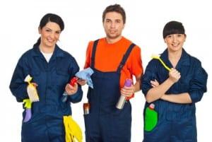 rengøringsfirma